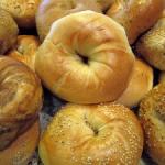 gluten vrije Bagels uit de Airfryer