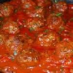 Gehaktballetjes in tomatensaus van Marianne Raymakers