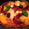 Bloemkool bodem pizza uit de Airfryer