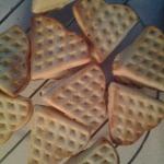 Brusselse Wafel recept uit de Airfryer gepost door Joke Sophia Zielman