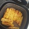 gebakken verse ananas met kokos ala Miran Kustermans