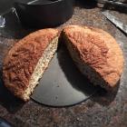 Koolhydraad-arm brood ala Silvia Timmermans