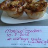 Mini quiches ala Mariska Sanders