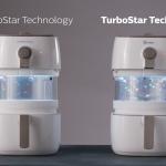 Turbostar-technologie van de Philips Airfryer uitgelegd