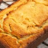 Kokosbrood met lage koolhydraten uit de Airfryer