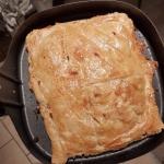 Kipgehakt pastei met Italiaanse groenten ala Eline van de Vis