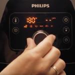 Philips Airfryer XXL wordt vanaf 1 september 2017 gelanceerd voorzien van vetverwijdering technologie